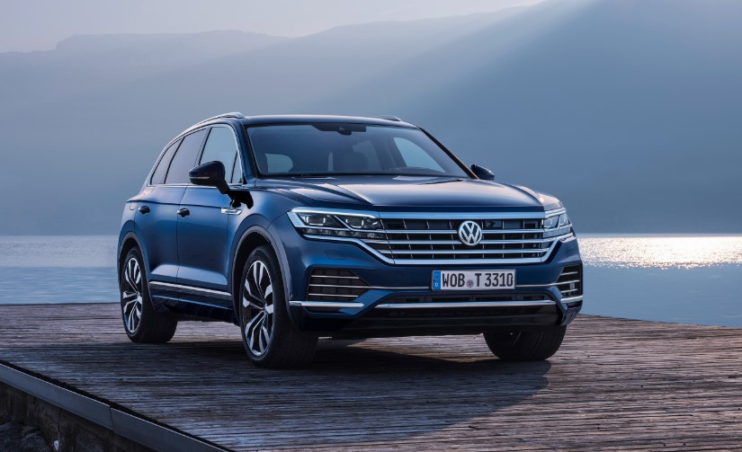 2019 VW Touareg 2020 VW Touareg U.S. 4 Cylinder Engine Review, Specs, Engine, & Redesign
