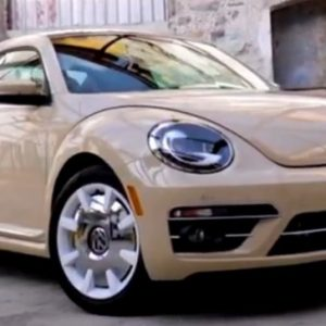 2021 Volkswagen Beetle Final Edition