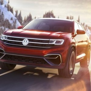 2020 VW Atlas Cross Sport Plug-in Hybrid