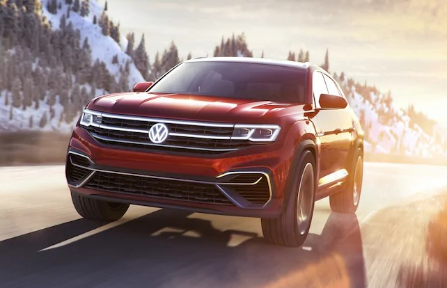 2020 VW Atlas Cross Sport