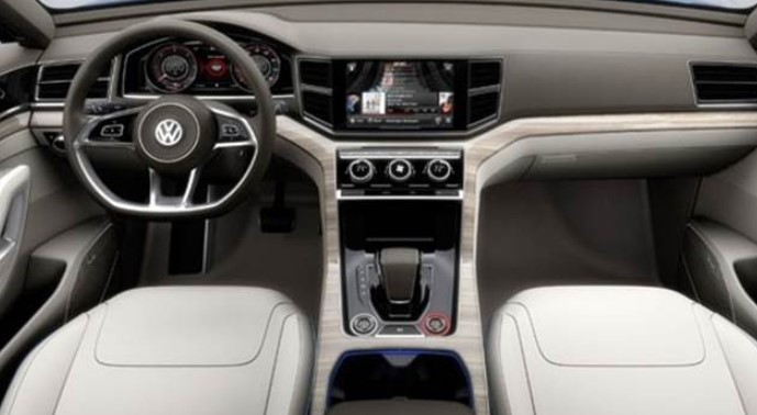 2020 VW CrossBlue Interior 2020 VW CrossBlue Review, Specs, Redesign, & Performance
