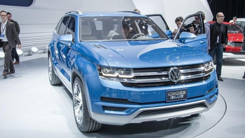 2020 VW CrossBlue