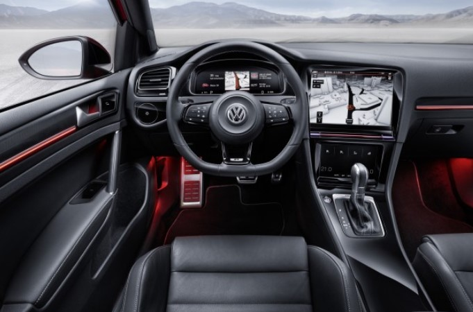 2020 VW Golf Interior 2020 VW Golf GTI 245 HP in Base Type Review, Specs, Engine, & Performance