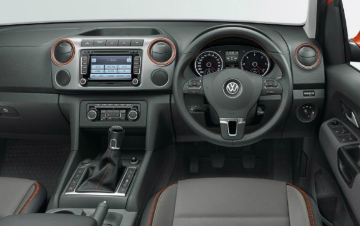 2020 Volkswagen Amarok Canyon Edition Interior 2020 Volkswagen Amarok Canyon Edition Review, Specs, Release Date & Price