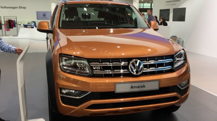 2020 Volkswagen Amarok Canyon Edition 2020 Volkswagen Amarok Canyon Edition Review, Specs, Release Date & Price
