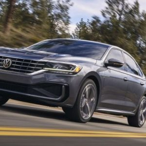 2020 Volkswagen Passat German Luxury