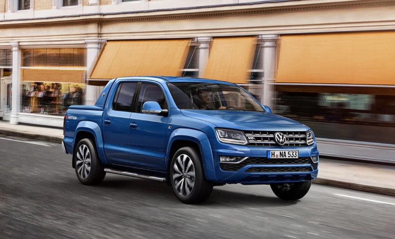 NEXT-GEN VW AMAROK AS PART OF GLOBAL ALLIANCE