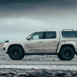 VW Amarok Arctic Trucks Treatment Rreview