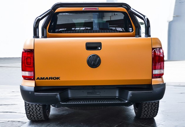 VW Amarok V8 Passion Desert Review