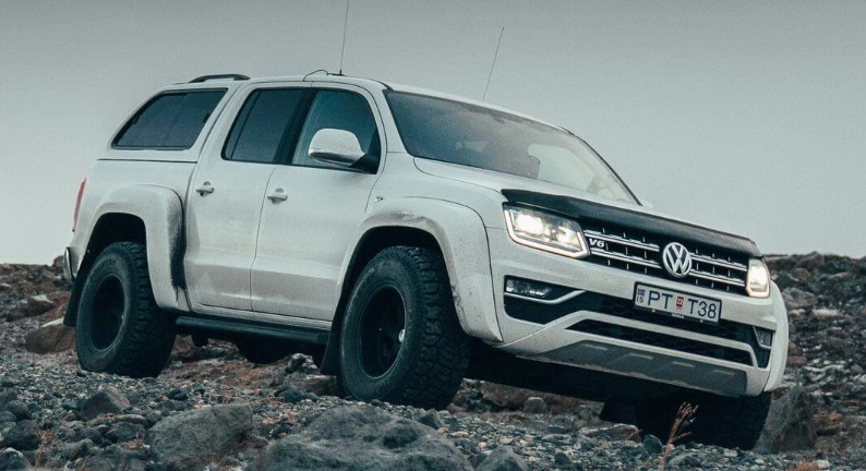 VW Badass Amarok Truck Arctic 2020 VW Badass Amarok Truck in The Arctic Group Specs, Engine, & Performance