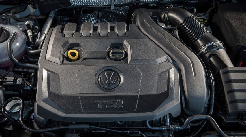 VW Golf 1.5 TSI Engine