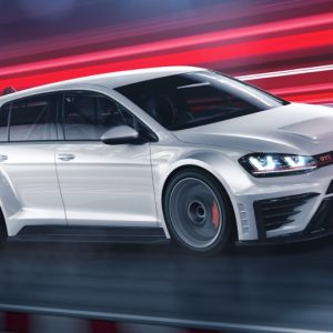 VW Golf GTI TCR 286HP FWD