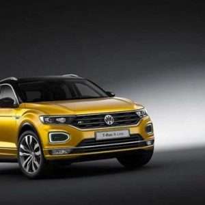VW T-Roc Convertible In Sweden Redesign
