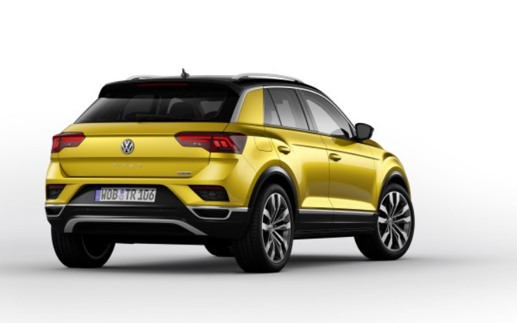 VW T Roc Convertible In Sweden 2020 VW T Roc Convertible Spied In Sweden Review, Specs, & Redesign