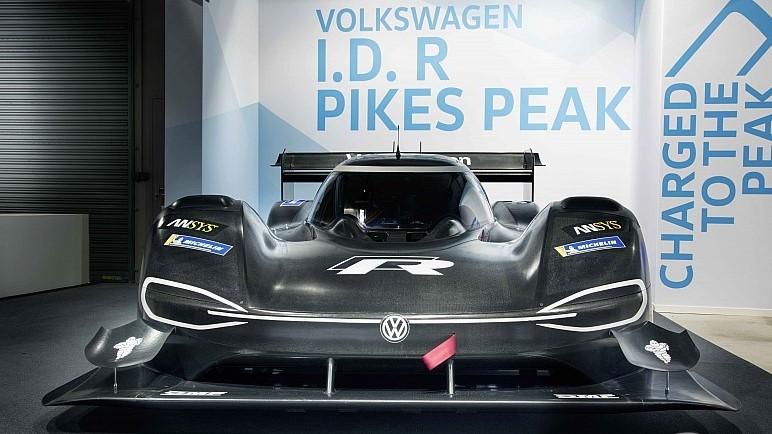 Volkswagen ID R Pikes Peak Racer Review 2020 Volkswagen ID R Pikes Peak Racer EST Review, Specs, Engine, & Performance