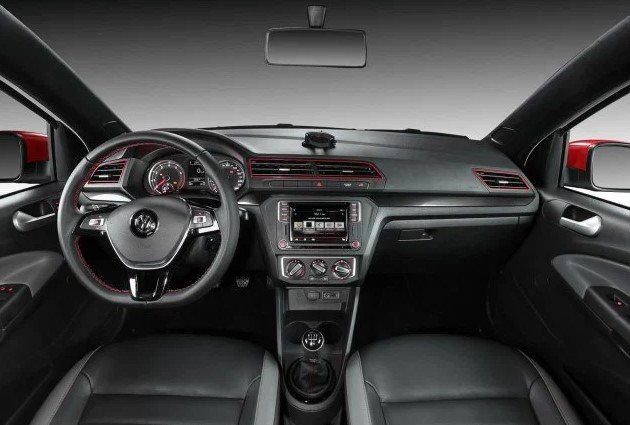 Volkswagen Saveiro Interior 1 2021 Volkswagen Saveiro Review, Specs, Engine, & Redesign