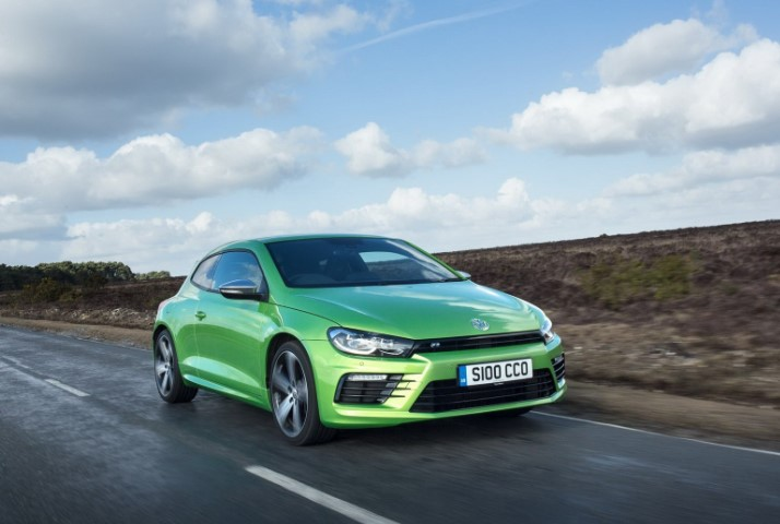Volkswagen Scirocco 300 HP Electric Coupe Review