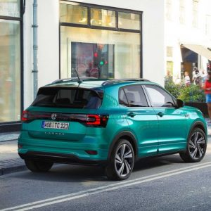 Volkswagen T-Cross Baby SUV Review