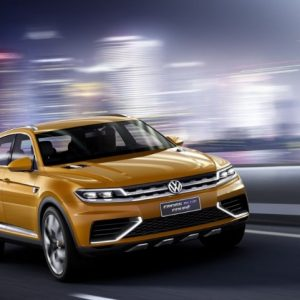 Volkswagen Tiguan Coupe Review
