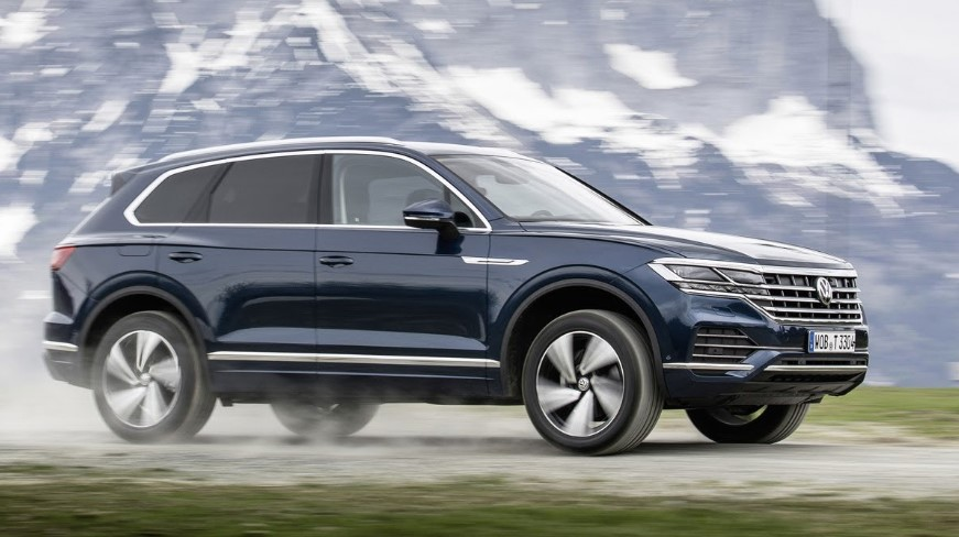 Volkswagen Touareg PHEV 367 HP 2-Liter Turbo System Review