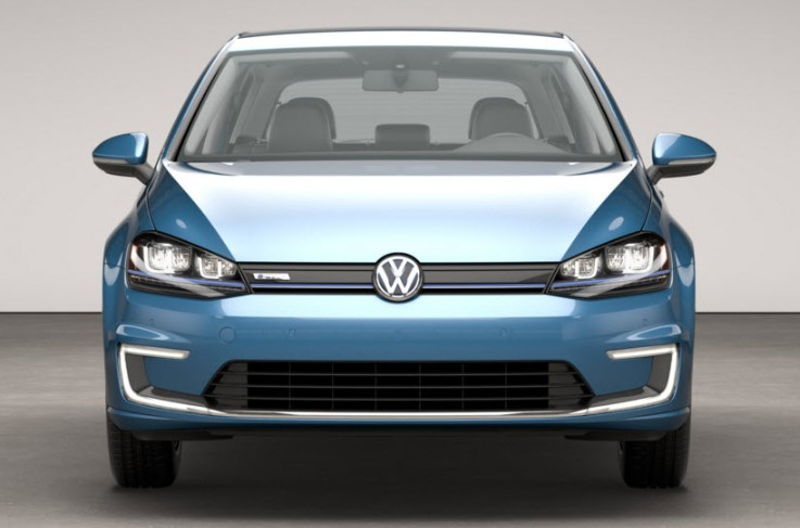 Volkswagen e-Golf SEL Premium Review