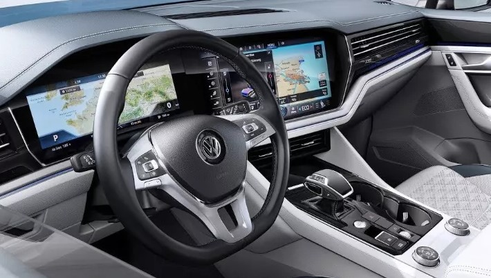 2020 VW Touran Interior 2020 VW Touran Diesel Review, Specs, Engine, & Performance