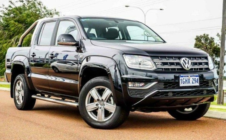 2020 Volkswagen Amarok V6 TDI550 Highline Review