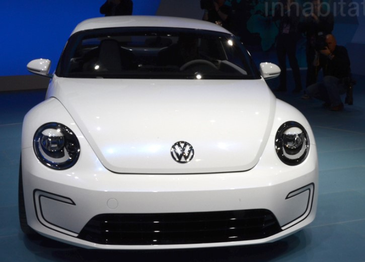 VW Beetle Four-Door EV Specs