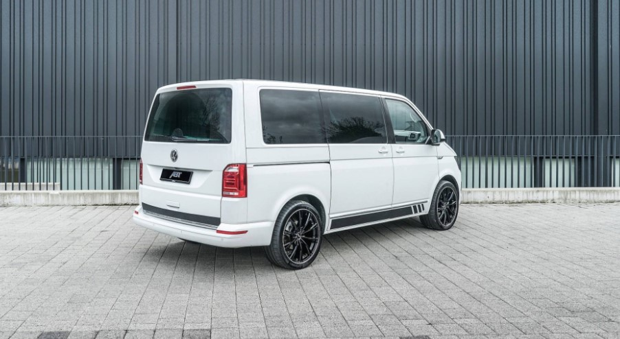 VW T6 236-Horsepower 20-Inch Wheels Van Specs