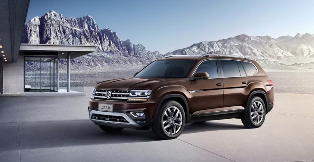 Volkswagen Atlas Teramont Review 2020 Volkswagen Atlas in Teramont  Review, Specs, Engine, & Release Date Rumours