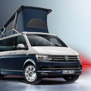 Volkswagen T6 California Camping Review