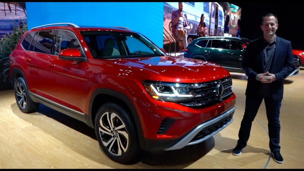 Is the NEW 2021 VW Atlas the BEST 3-row midsize SUV?