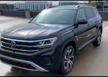 2021 Volkswagen Atlas Review – The successful 7-seater SUV
