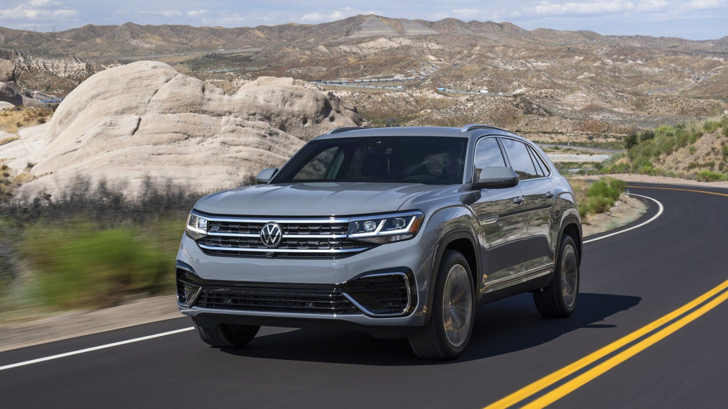 2021 Volkswagen Atlas Cross Sport Review - Release Date ...