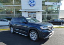New 2021 Volkswagen Atlas 2021.5 3.6L V6 SE w/Technology 4MOTION