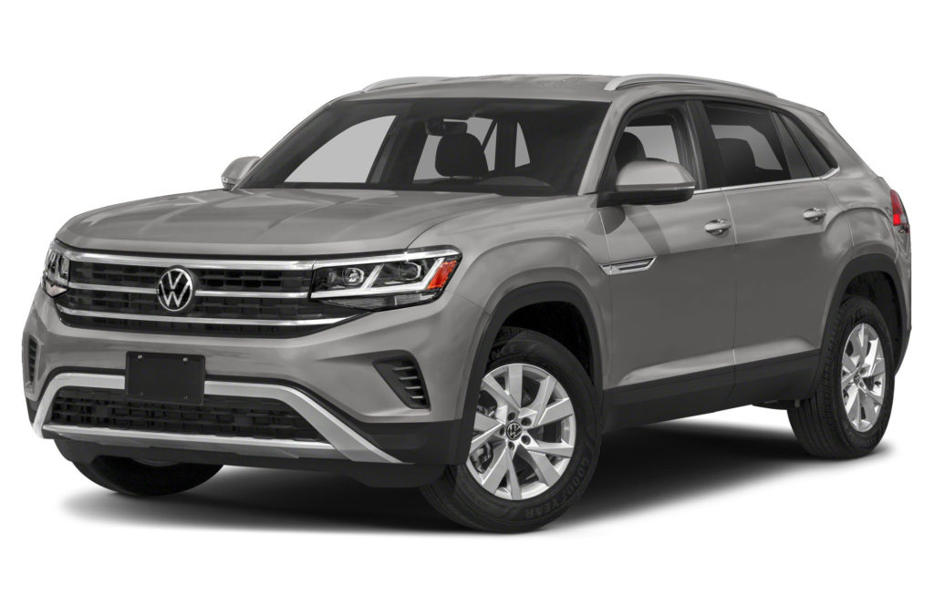 2021 Volkswagen Atlas Cross Sport 3.6L V6 SEL Premium R-Line 4dr All-wheel  Drive 4MOTION Pricing and Options