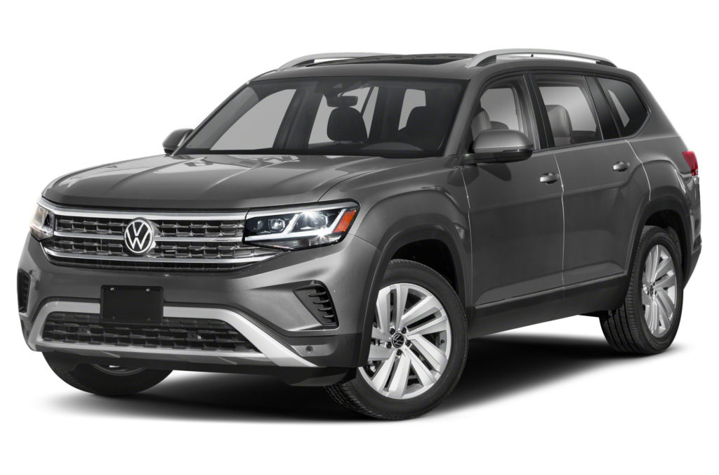2021 Volkswagen Atlas 3.6L V6 SEL 4dr All-wheel Drive 4MOTION Specs and  Prices