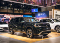 2021 Volkswagen Atlas Gets a New Look and New Features