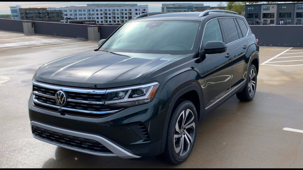 2021 Volkswagen Atlas Review - The successful 7-seater SUV