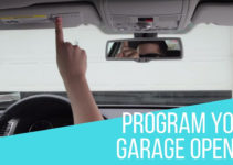 How to Program Garage Opener in your Volkswagen