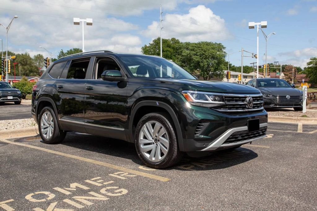I Took My Own Advice and Bought a 2021 Volkswagen Atlas ...