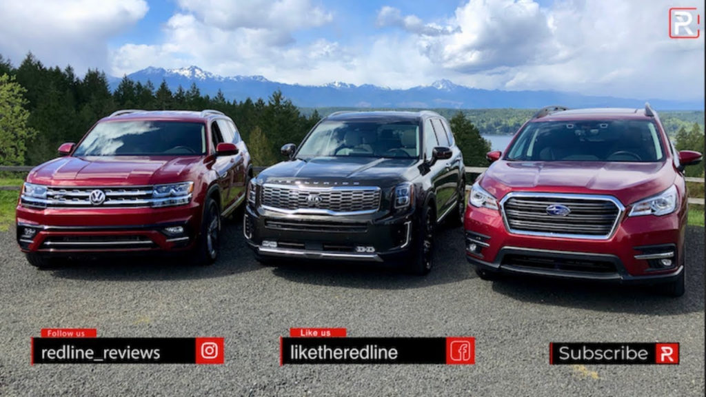 2020 Kia Telluride vs. Volkswagen Atlas: The Long-Term ...