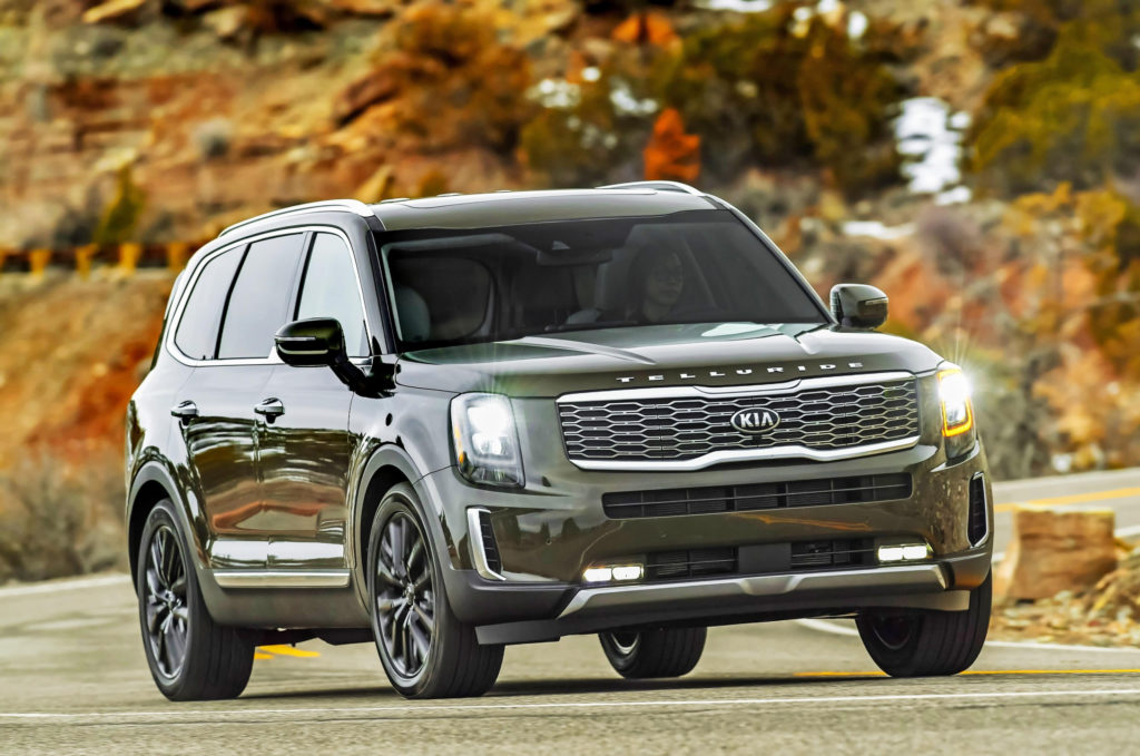 2020 Kia Telluride vs. 2020 VW Atlas: Compare Crossover SUVs
