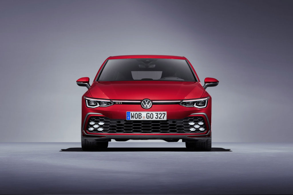 The 2021 Volkswagen GTI Is Here With 241 HP and Sharper Styling