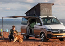 New 2021 VW California 6.1 - Interior, Exterior view