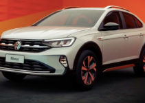 2021 Volkswagen Nivus Debuts as VWs Coolest Little Crossover ...