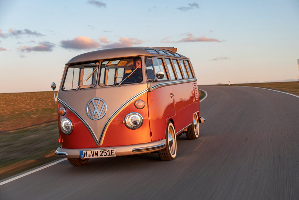 We can't travel but we can dream about this new VW electric ...