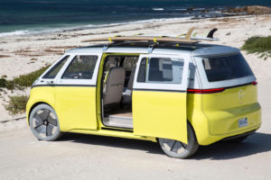 VW Electric Microbus Will Be Made In Germany From 2022