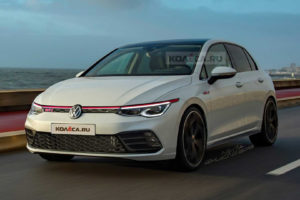 2021 VW Golf GTI Imagined In Highly Plausible Rendering