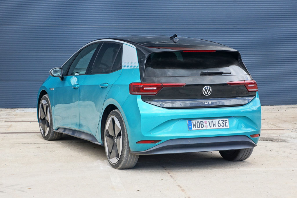 View Photos of the 2021 Volkswagen ID.3
